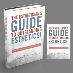 Book Cover Estheticians Guide to Outstanding Esthetics