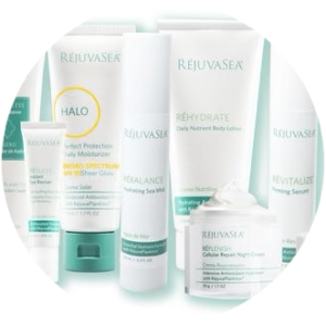 skin care productws rejuvasea