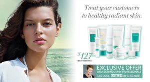 rejuva sea professional 9 piece skin care kit