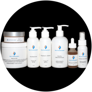 all products real transformation skin care