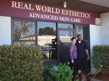 Grand Opening, Real World Esthetics, 2010