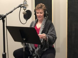 shelley hancock taping audio snippets